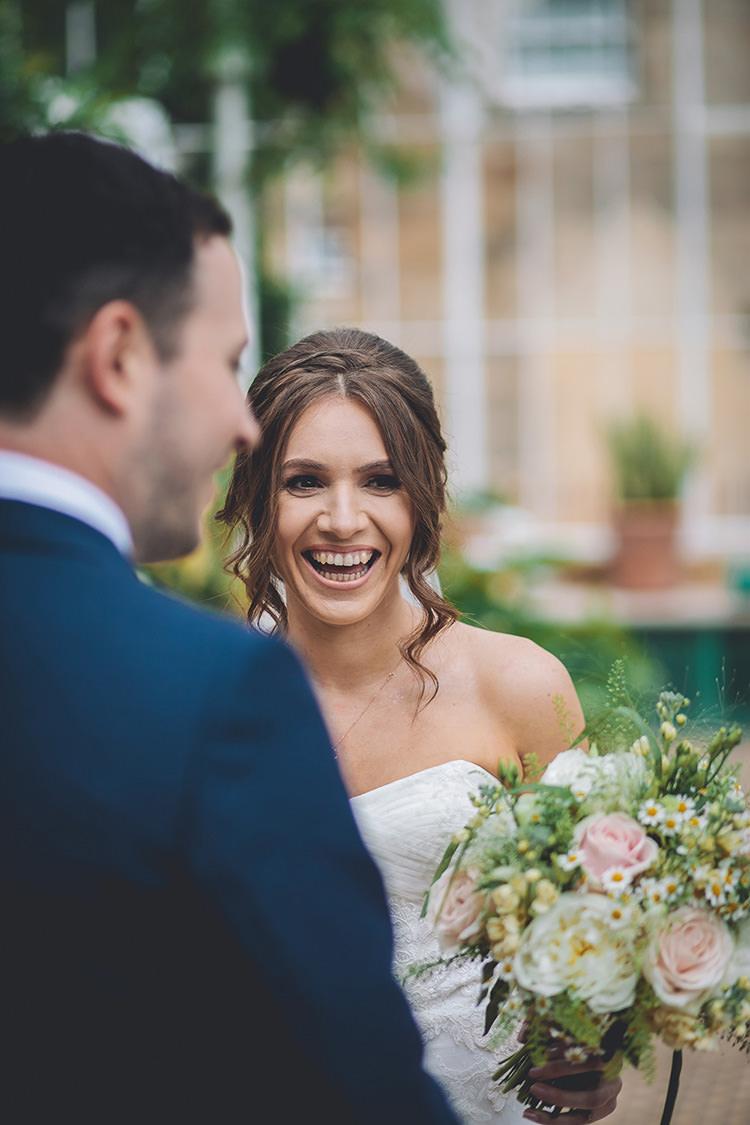 Bride Bridal Make Up Natural Pretty Darling Pale Pastels Conservatory Wedding http://storyandcolour.co.uk/