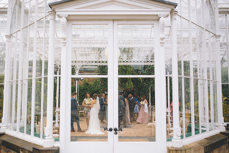 Darling Pale Pastels Conservatory Wedding http://storyandcolour.co.uk/