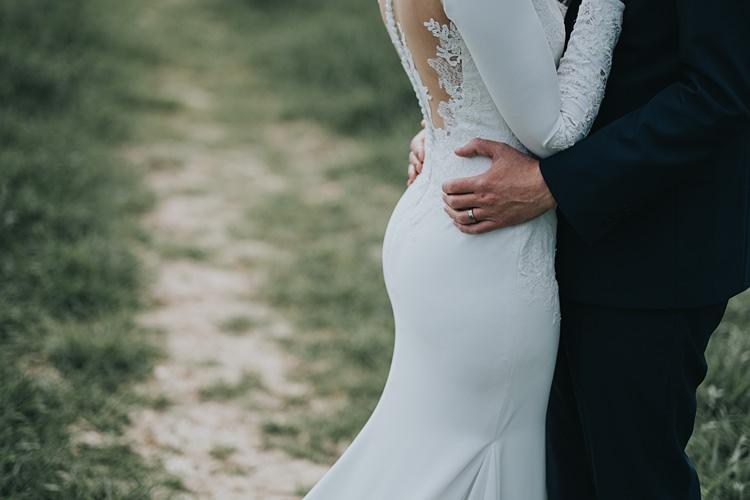 Burgundy & Blush Minimal & Elegant Barn Wedding | Whimsical ...