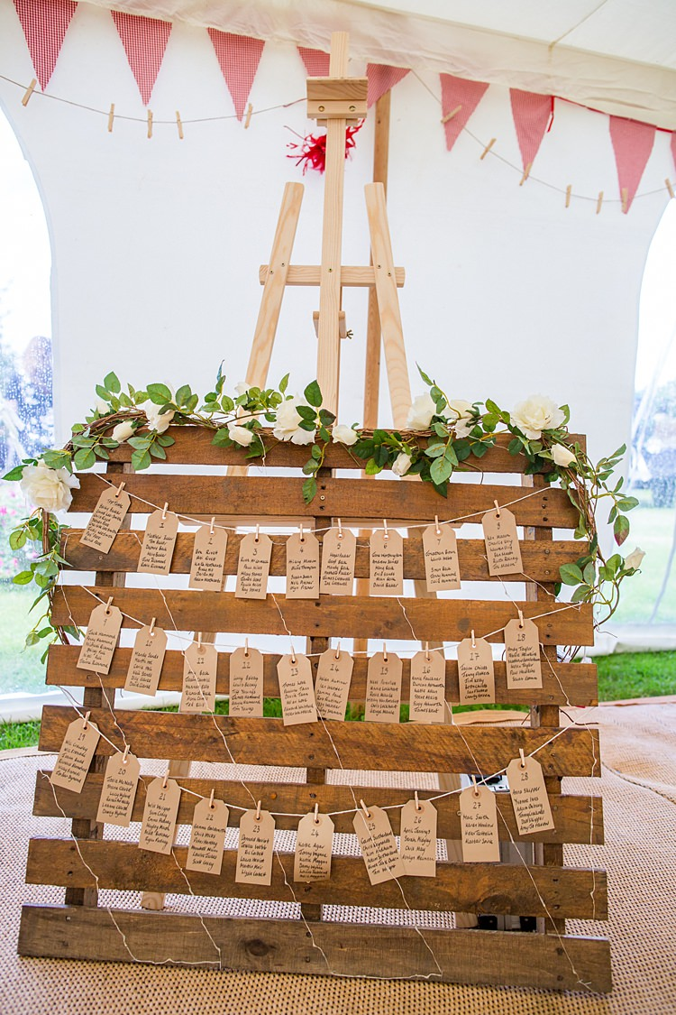 Wooden Pallet Seating Plan Table Chart Luggage Tags Country Rustic Picnic Marquee Wedding https://www.binkynixon.com/