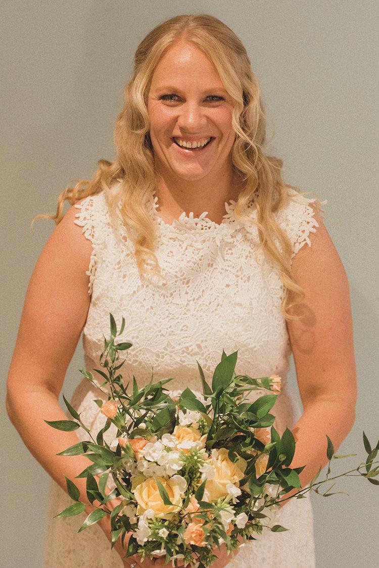 Bride Bridal Crochet Dress Gown DIY Rustic Woodland Marquee Wedding http://www.rebeccadouglas.co.uk/