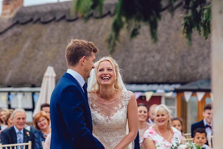 Humanist Hand Made Orchard Garden Wedding http://www.curiousrosephotography.com/