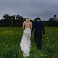 Humanist Hand Made Orchard Garden Wedding http://www.curiousrosephotography.com/