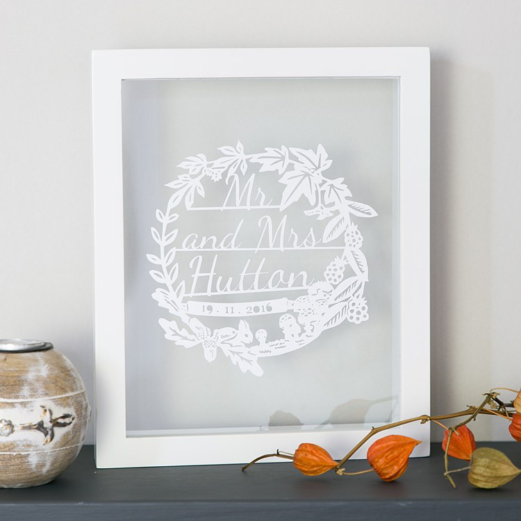 Wedding Suppliers Directory UK Jennifer Giles Papercutting Artist