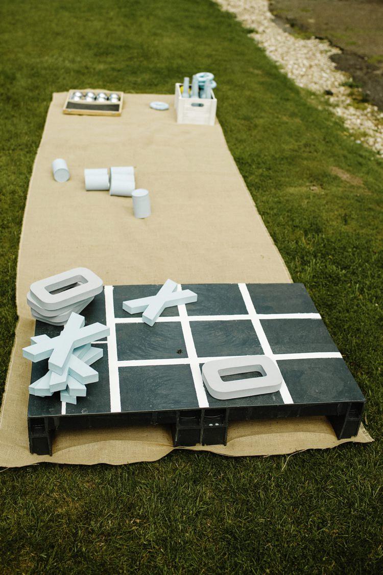 Garden Games Fete Nostalgic Playful Greenery Floral Garden Wedding http://jesspetrie.com/
