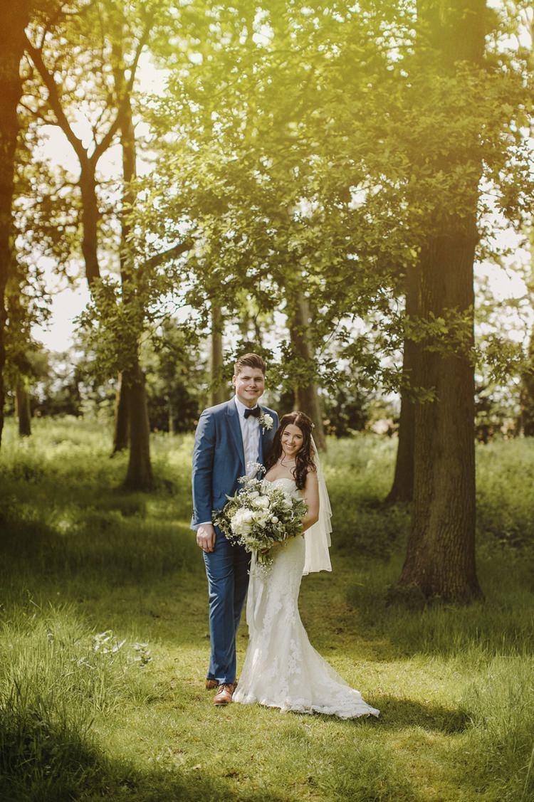 Nostalgic & Playful Greenery Floral Garden Inspired Wedding ...