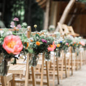 Wedding Seating Design & Gorgeous Chair Décor Ideas