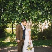 Rustic Boho Summer Tipi Wedding