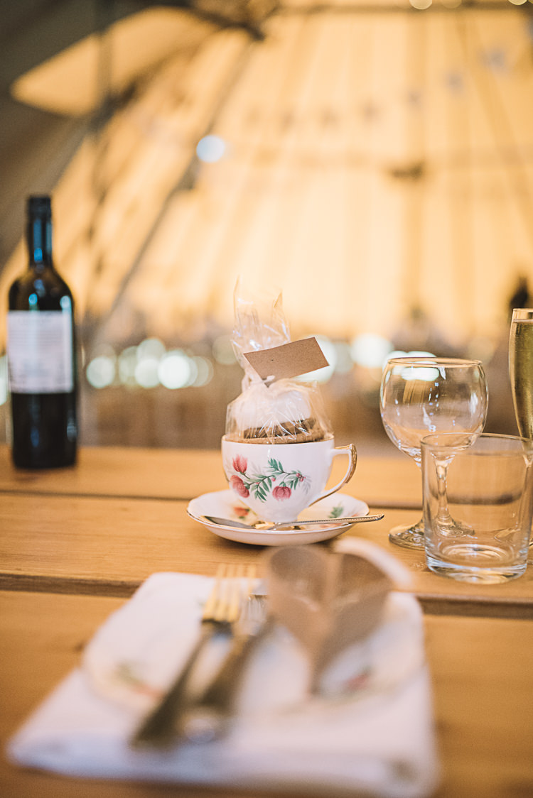 Tea Cup Favours Decor Rustic Boho Summer Tipi Wedding https://www.luciewatsonphotography.com/