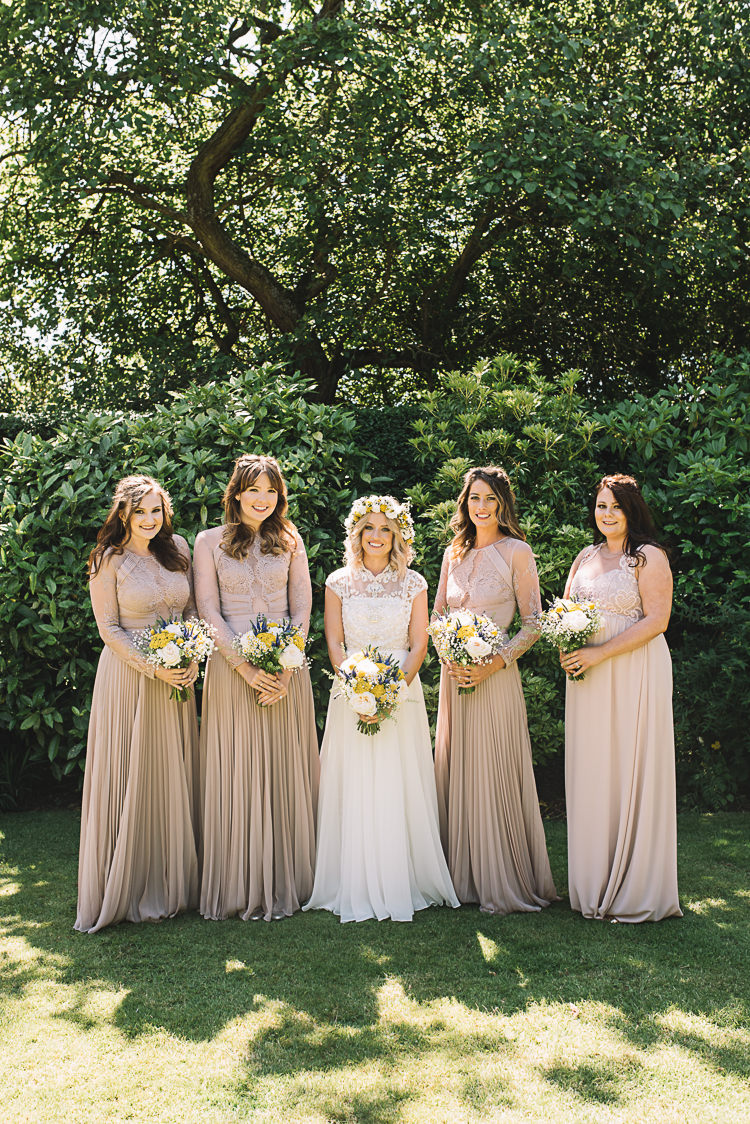Nude Bridesmaid Dresses Long Maxi Rustic Boho Summer Tipi Wedding https://www.luciewatsonphotography.com/
