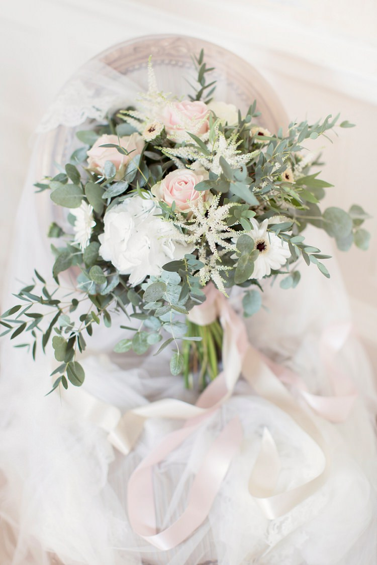 Blush Pink Wedding Flower Ideas Whimsical Wonderland