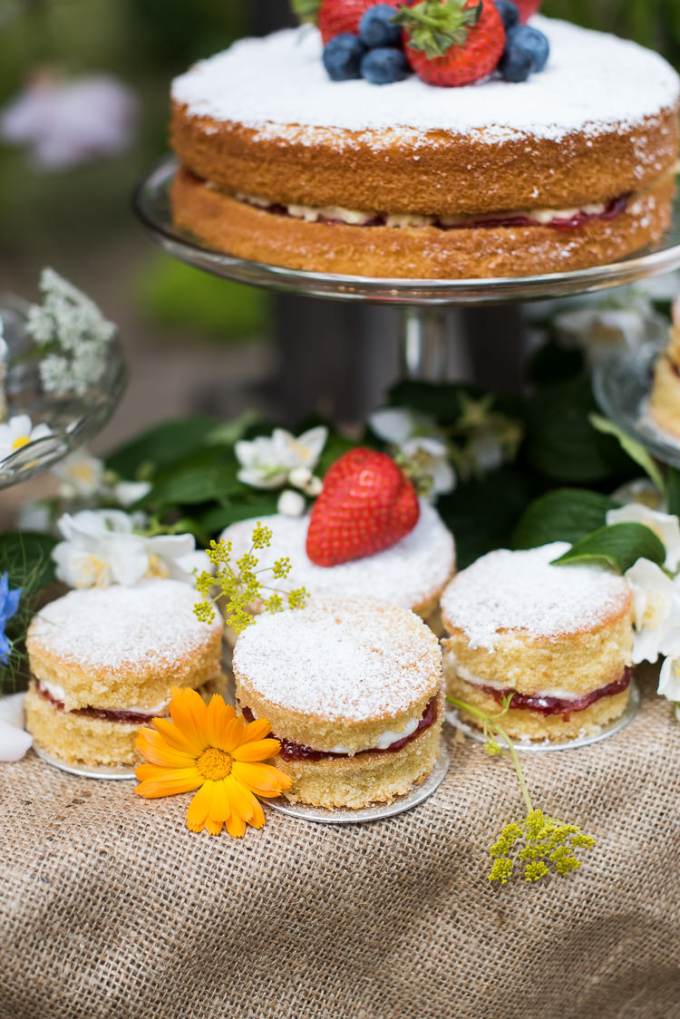 Cake Table Dessert Display Fruit Flowers Stand Pretty Urban Nature Wedding Ideas http://www.fionasweddingphotography.co.uk/
