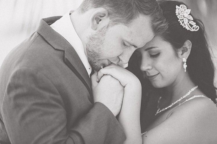 Bride Groom Hand Kiss Whimsical Pastel Key West Beach Wedding http://kristenbooth.net/