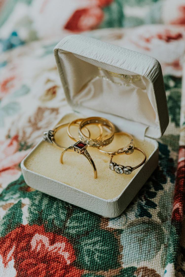 Ring Box Engagement Band Enchanting Cornflower Blue Marquee Wedding https://burfly.co.uk/