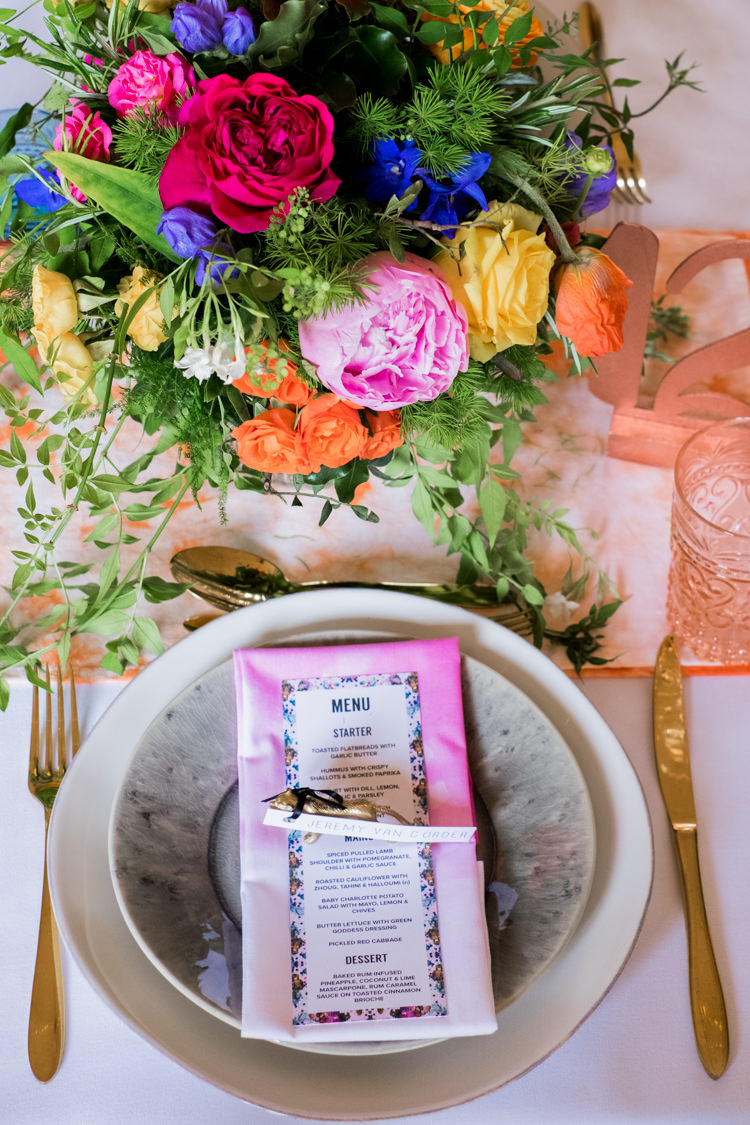 Whimsical Unicorn Rainbow Wedding | Whimsical Wonderland Weddings