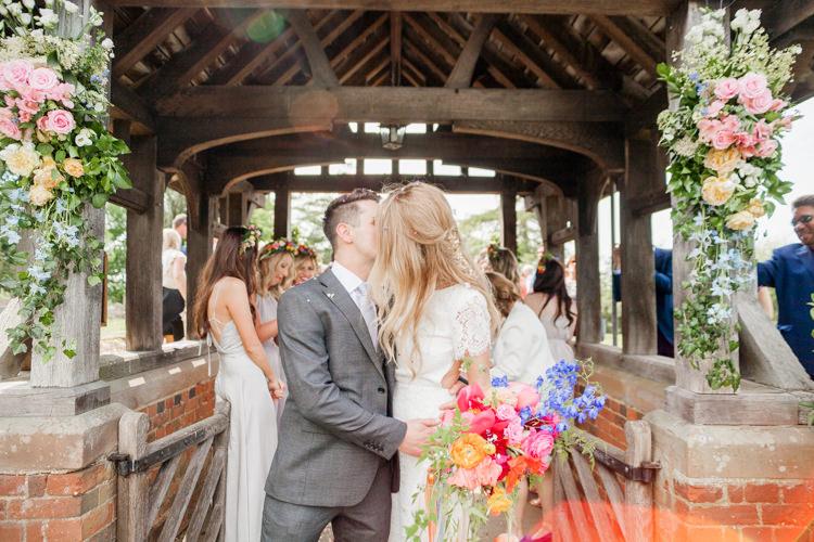 Whimsical Unicorn Rainbow Wedding http://clairemacintyre.com/