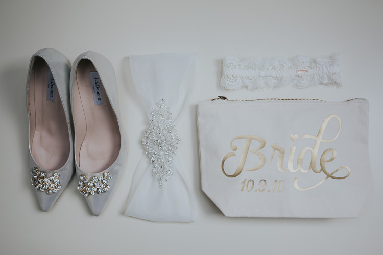 Bride Bridal Accessories Clutch Bag Colour Pop Coral Beach Wedding http://www.kategrayphotography.com/