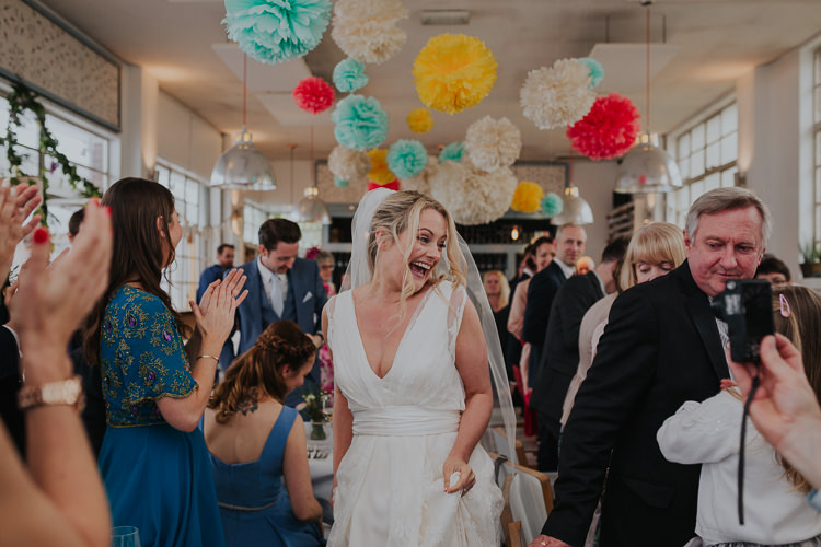 Low Key Colour Pop Local City Wedding http://www.kategrayphotography.com/