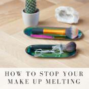 How To Stop Your Make Up Melting