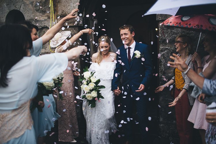 Confetti Throw Large DIY Bohemian Tipi Party Wedding http://www.mikeplunkettphotography.com/