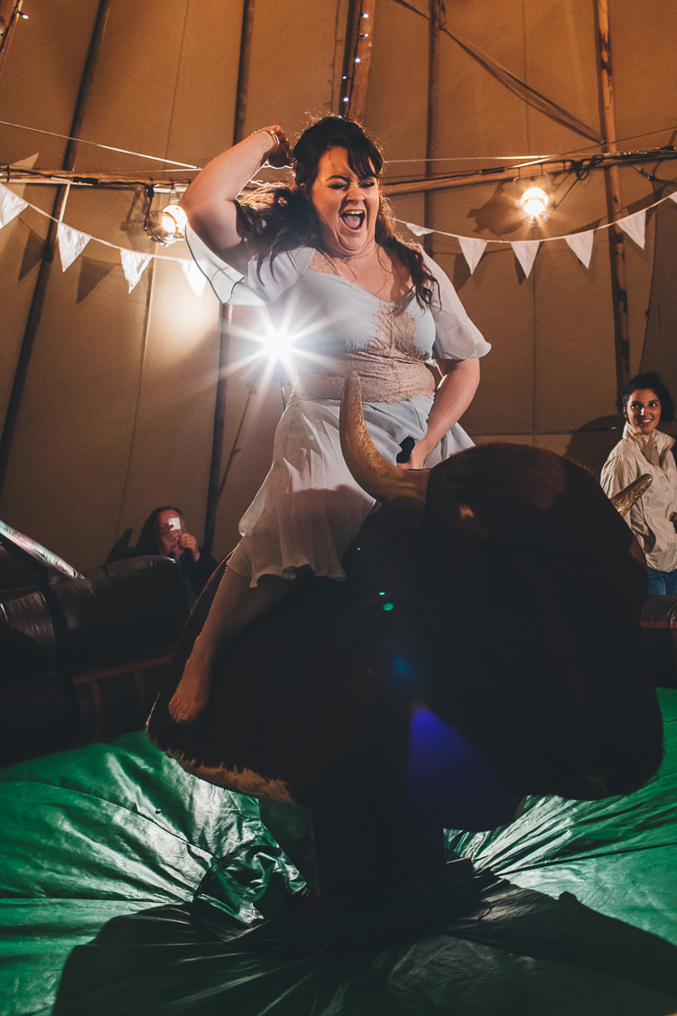 Large DIY Bohemian Tipi Party Wedding http://www.mikeplunkettphotography.com/