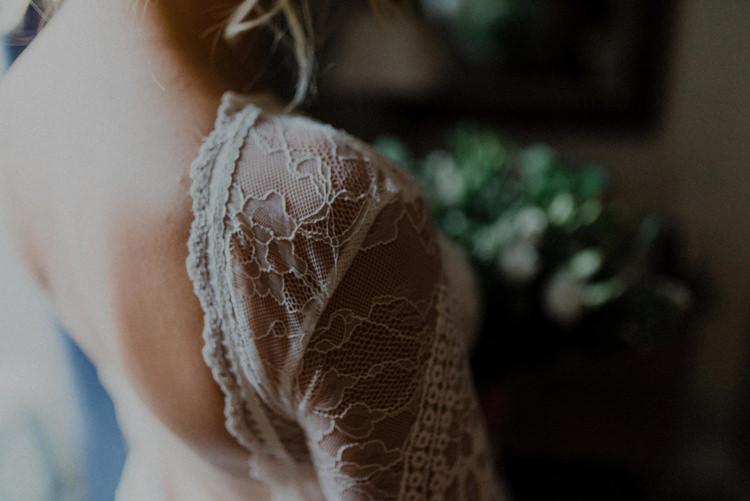 Grace Loves Lace Dress Gown Bride Bridal Sleeves Low Back Dreamy Natural Boho Barn Wedding https://heychrisrandle.com/