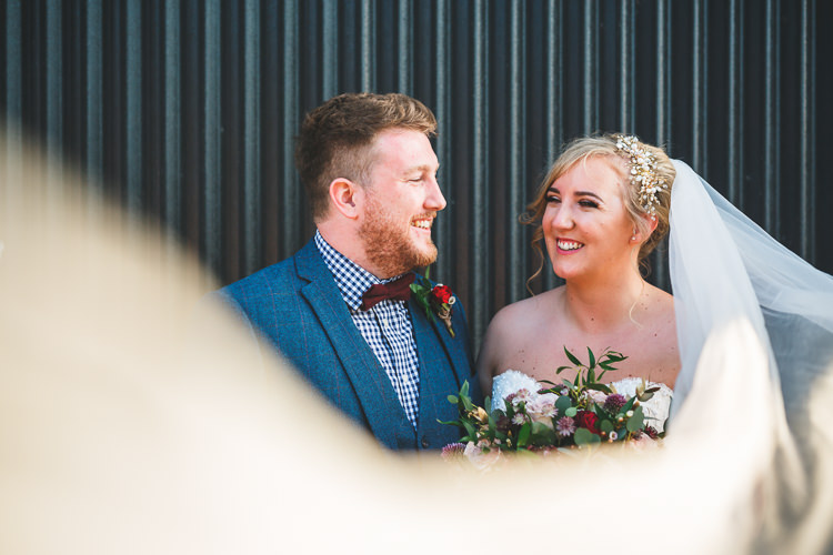 Rustic Barn Red Gold Glam Wedding https://garethnewsteadphotography.com/