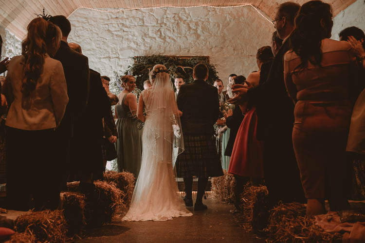 The Barn at Dalduff Farm Scotland Whimsical Modern Rustic Barn Wedding http://photomagician.co.uk/