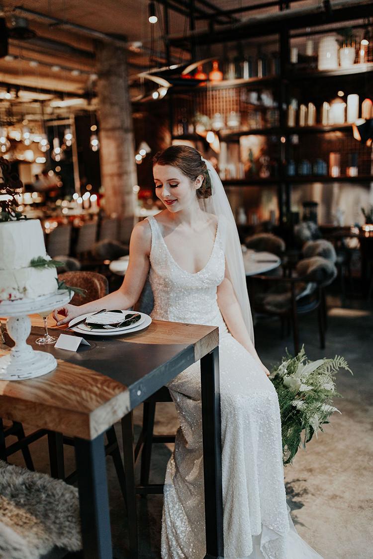 Industrial Greenery City Wedding Ideas https://leahlombardi.com/