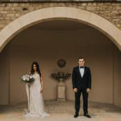 Natural Elegance Asian Fusion Wedding Ideas