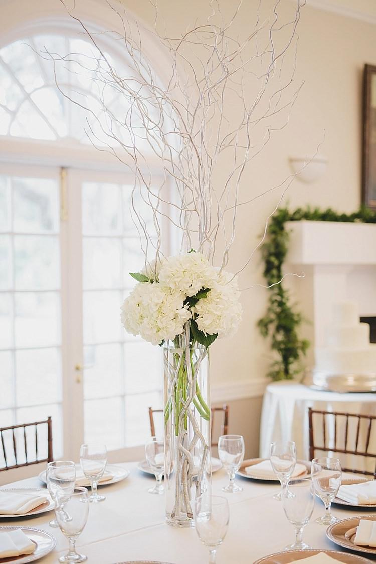 Centre Pieces Magical Wedding Ceremony Beneath An Oak Tree Florida http://stephaniew.com/