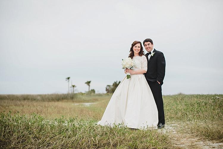 Bride Groom Magical Wedding Ceremony Beneath An Oak Tree Florida http://stephaniew.com/