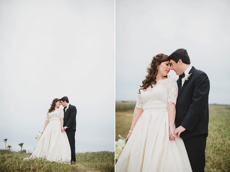 Bride Groom Holding Hands Magical Wedding Ceremony Beneath An Oak Tree Florida http://stephaniew.com/