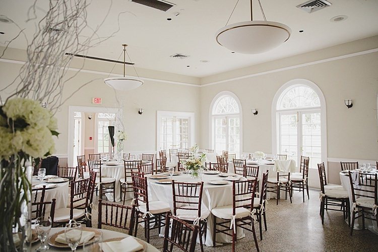 Reception Space Tables Magical Wedding Ceremony Beneath An Oak Tree Florida http://stephaniew.com/