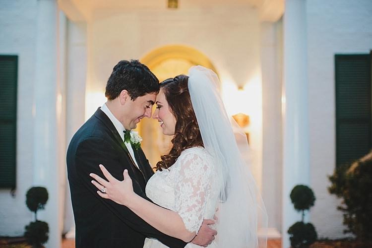 Bride Groom Close Magical Wedding Ceremony Beneath An Oak Tree Florida http://stephaniew.com/