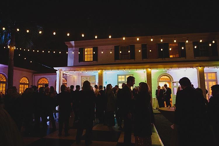 Reception Magical Wedding Ceremony Beneath An Oak Tree Florida http://stephaniew.com/