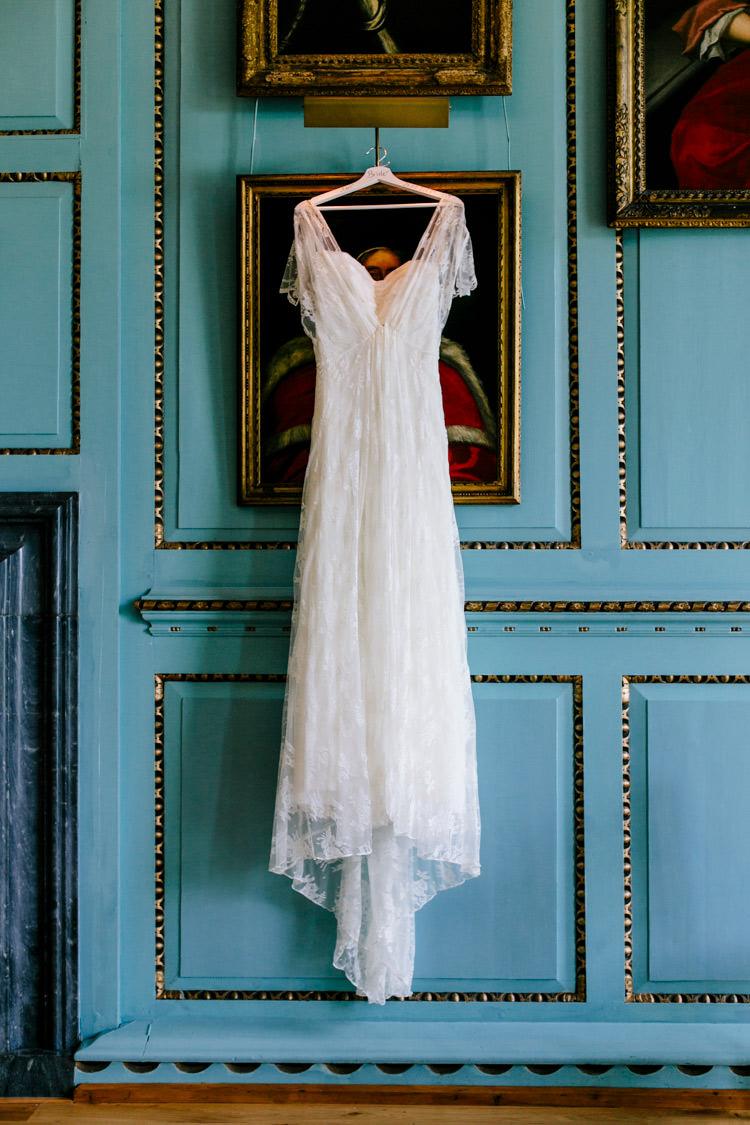 Bride Bridal Dress Gown Charlie Brear Strapless Overdress Stylish Sassy Gin Wedding http://epiclovestory.co.uk/