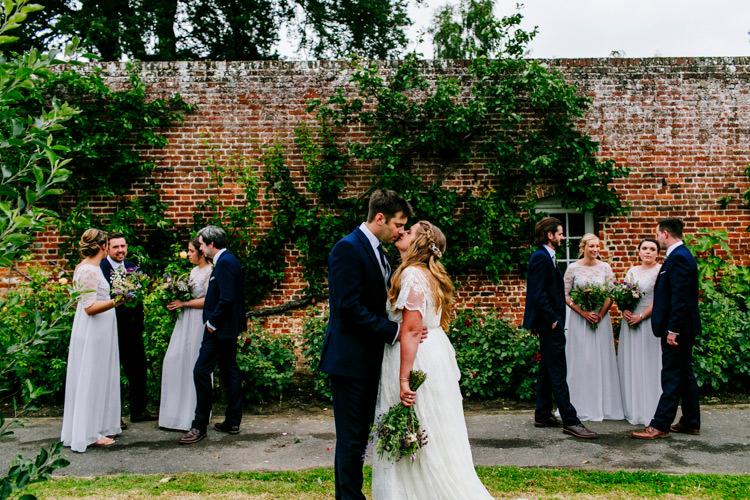 Bride Bridal Dress Gown Charlie Brear Strapless Overdress Belt Jack Bunneys Groom Groomsmen House of Fraser Bridesmaids Stylish Sassy Gin Wedding http://epiclovestory.co.uk/