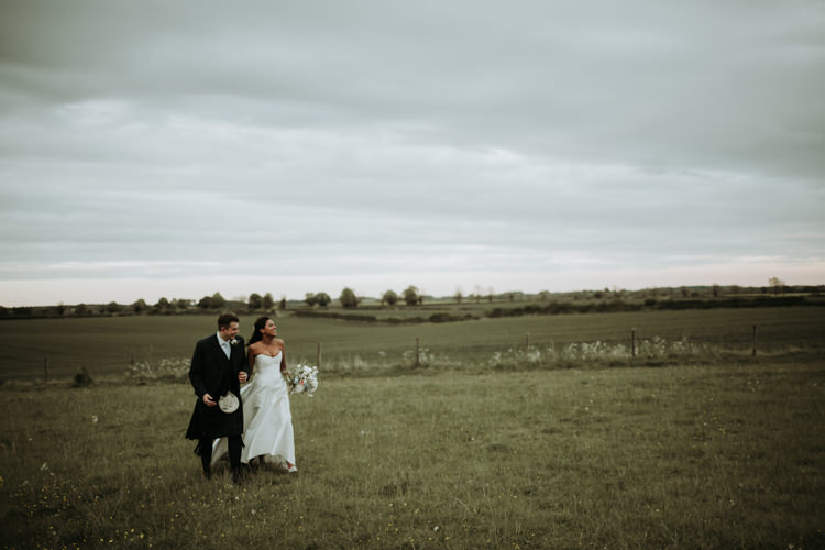 Modern Rose Gold Barn Wedding https://www.paulfullerkentphotography.com/