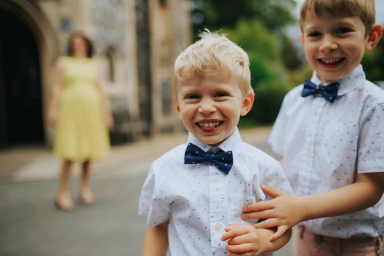 Page Boys Bow Ties Polka Dot Shirt Ethereal Alternative Country Barn Wedding Dark Moody Sky http://joshuapatrickphotography.com/
