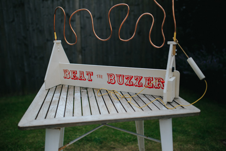 Beat Buzzer Fete Game Ethereal Alternative Country Barn Wedding Dark Moody Sky http://joshuapatrickphotography.com/