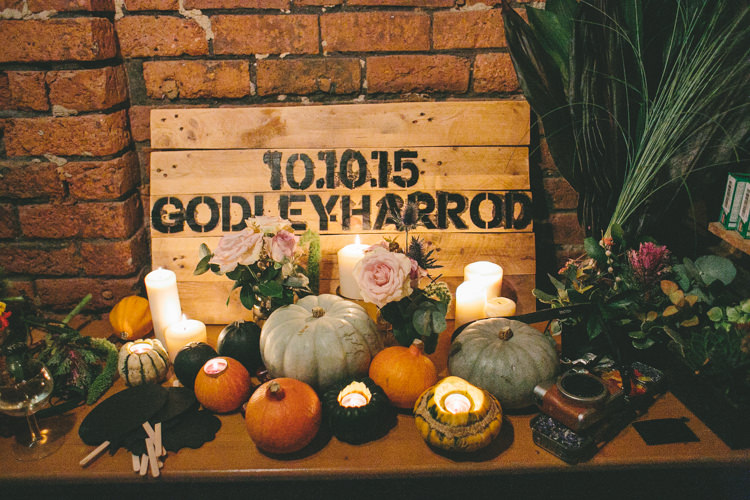 Autumn Inspiration Pumpkins Squash Wooden Board Candles http://www.elliegracephotography.co.uk/