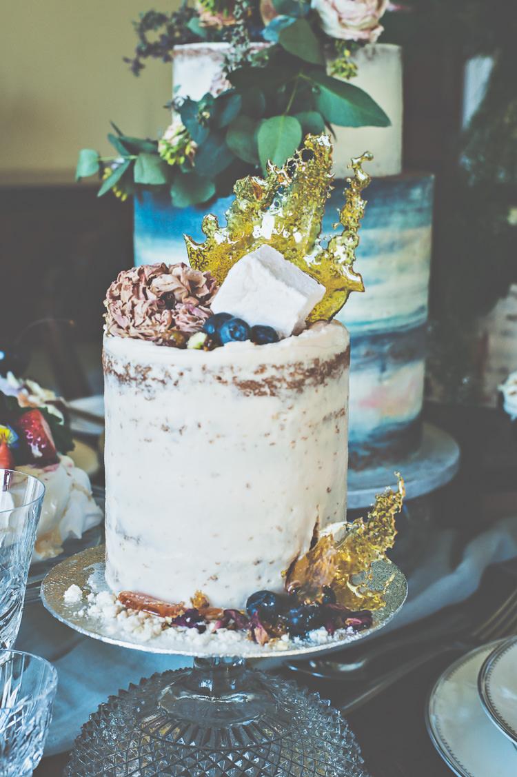 Buttercream Cake Thoroughly Modern Cecilia Atonement Glamorous 1940s Wedding Ideas http://ikonworks.co.uk/