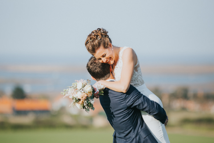 Beautifully Serene Beachside Barn Wedding https://joshuapatrickphotography.com/