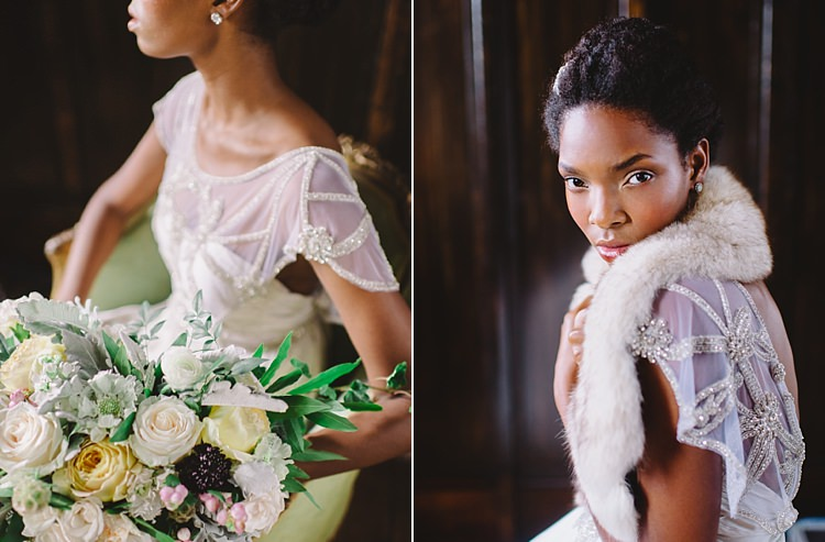 Fur Moody Edwardian Winter Wedding Inspiration http://landmhewitt.com/