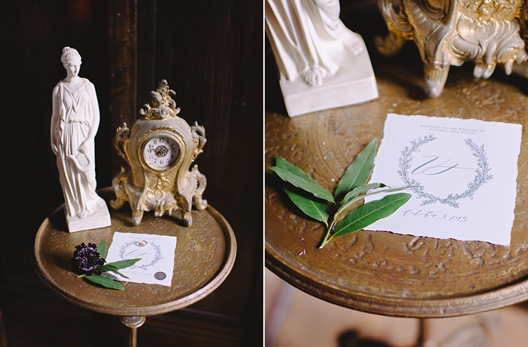 Decor Moody Edwardian Winter Wedding Inspiration http://landmhewitt.com/