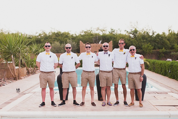 Groom Fashion Summer Shorts Short Sleeved Shirts http://www.sallytphotography.com/