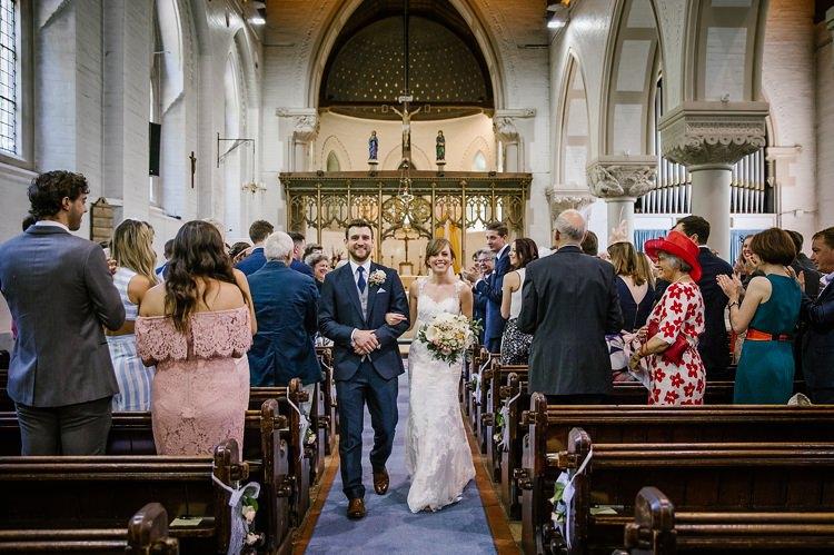 Graceful Country Cottage Garden Wedding https://katherineashdown.co.uk/