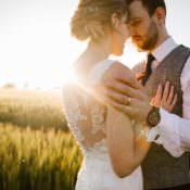 Graceful Country Cottage Garden Wedding