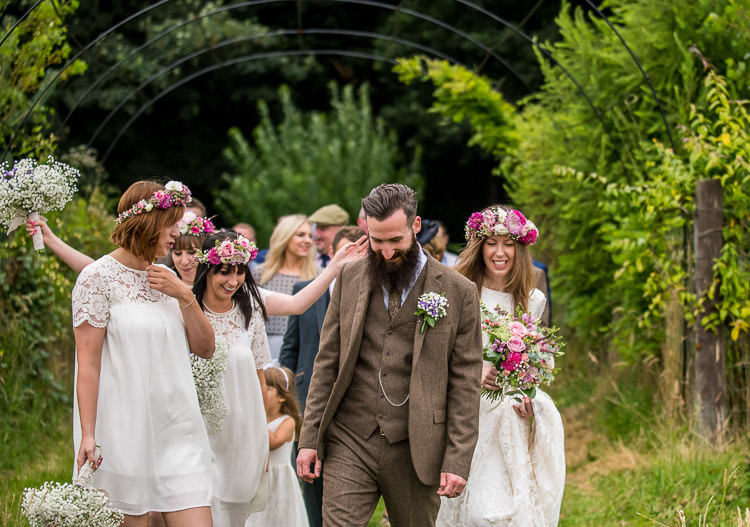 Quirky Natural Outdoor Festival Wedding http://lighteningphotography.co.uk/